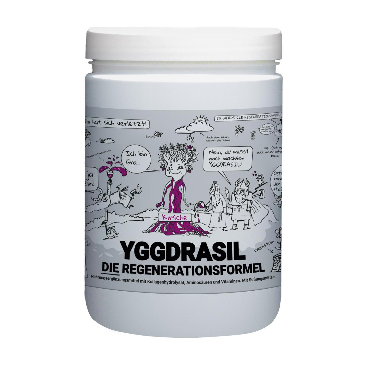 Yggdrasil-DIE-Regenerationsformel-von-Götterspeise-Nahrungsergänzungsmittel-bei-Verletzungen
